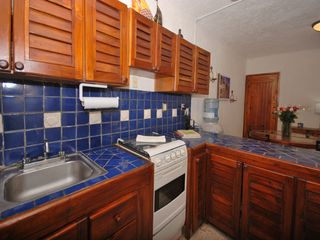 Playa del Carmen condo photo - Fully equiped kitchen.