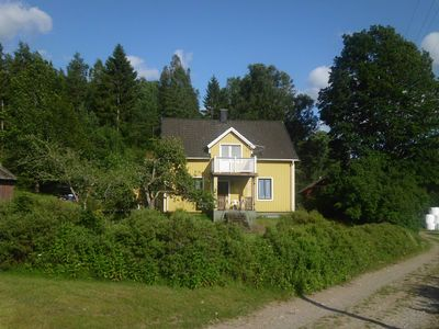 Cottage in Swedish style
