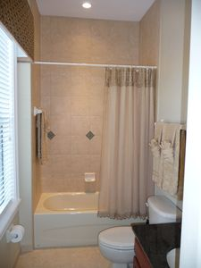 Full Bath #4, desinger lighting, in-law suite