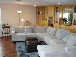 Brookings house photo - Large sectional seating