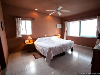 master bedroom upper level - Isla Mujeres house vacation rental photo