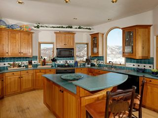 Snowmass house photo - Fully equipped kitchen with modern appliances