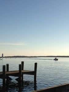 Edgartown Harbor-Waiting for the Chappy Ferry