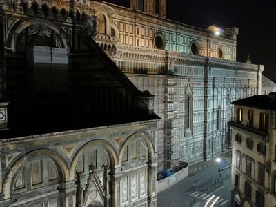 Duomo from Terrace at night
