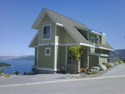 Awesome Lake Okanagan View, Premium Cottage,  La Casa Resor