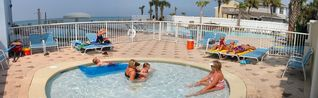 Majestic Beach Towers condo photo - Kiddie Pool - pools for all ages - indoors and outdoors