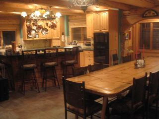 Granby lodge photo - Kitchen/Dining area