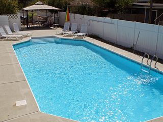Virginia Beach house photo - Private pool - 16 x 36 ft - can be solar heated