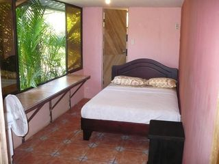 Manuel Antonio townhome photo - Cabina Bedroom, bath in back.
