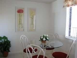 Treasure Island condo photo - breakfast nook