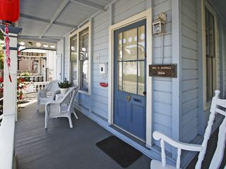 Pacific Grove cottage photo - Lovely way to begin and end your day on the Peninsula!