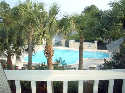 POOL SIDE-GOLF CART-UPDATED UNIT-BAY VIEW-TOP FLOOR-Free Internet & More