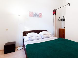 Budapest apartment photo - Master bedroom with king size bed