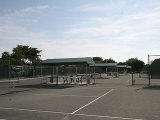 Delray Beach apartment photo - View of tennis courts