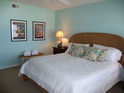 Master BR ... features Art Collection of Hilton Head Island