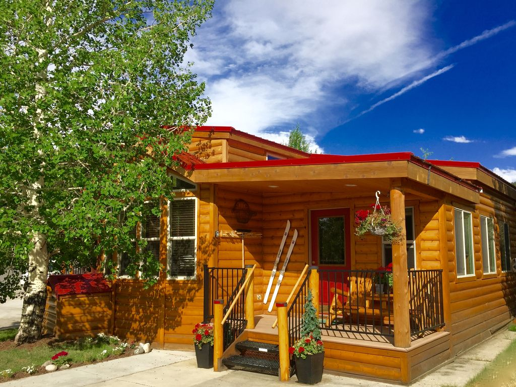 New Immaculate Breckenridge Cabin Vrbo