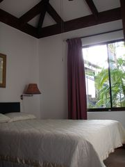 Playa Hermosa villa photo - Second bedroom also with queen bed. All beds a new and comfortable.