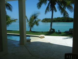 Summerland Key house photo - No pea rock, ground floor living, off shore snorkeling, and breathtaking sunsets