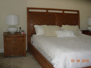 Seaside Heights townhome photo - Queen Bed in Each Bedroom