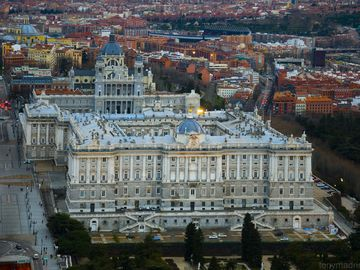 Royal Palace & Almudena Cathedral