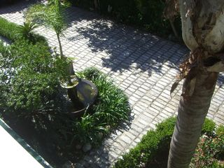 New Orleans apartment photo - Garden / Cobblestone View From Balcony