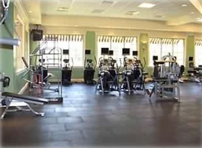 Stay fit at our Fitness Center.