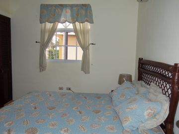 Third Bedroom with Air Conditioning and TV