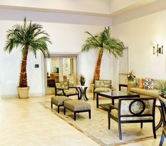 Palm Springs villa rental - Resort Lobby at the Palm Canyon Resort