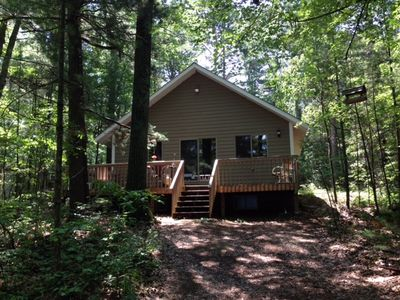 Cabins vacation rentals by owner hayward wisconsin for Vrbo wisconsin cabins