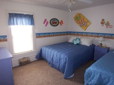 The Nautical B - 5 Bedroom House - Sleeps 15