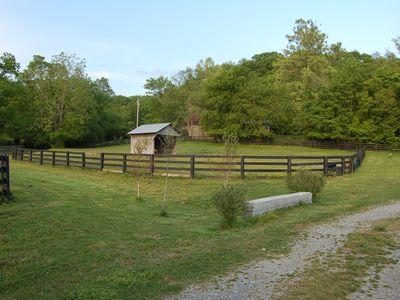 Franklin barn rental