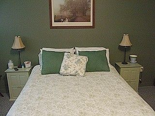 North Woodstock house photo - Huge Master Bedroom Queen & Twin Bed