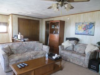 Point Judith house photo - Unwind after a long day in the large living room with TV.