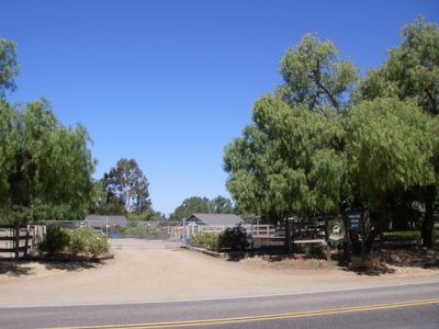 Enter Through The Private Ranch Gate and Be Ready to Enjoy Your Time Here!