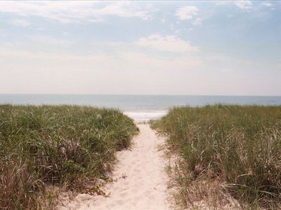 Amagansett cottage rental