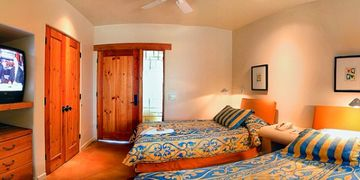 Second Bedroom of a Two Bedroom Unit at the Club Intrawest Palm Desert