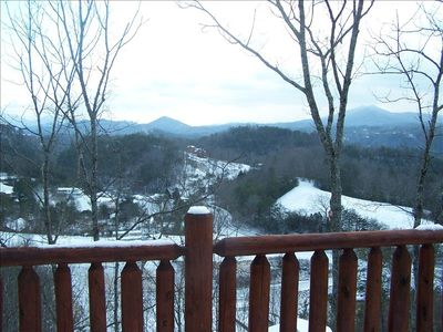 Pigeon Forge cabin rental - WINTER TIME IS FANTASTIC