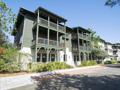 Ada's Flat awaits you in Rosemary beach!