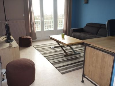 Apartment, 49 square meters,  recommended by travellers !