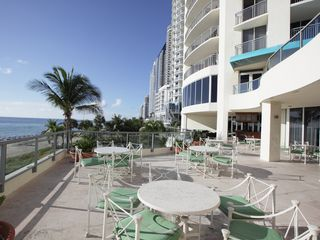 Sunny Isle condo photo - Terrace