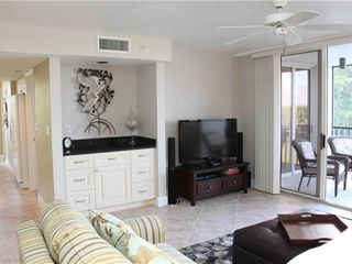 Fort Myers Beach condo photo - Living Room TV