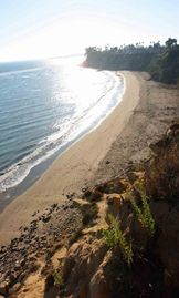 Hope Ranch house rental - Private Beach