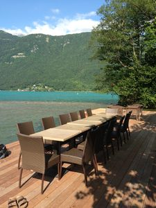 Peaceful apartment, with terrace , Doussard, Rhone-Alpes