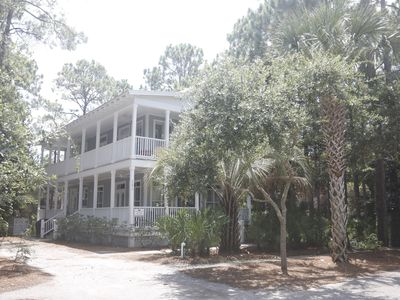 Perfect family house = perfect Beach vacation