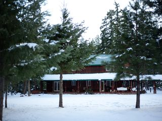 Lake Cle Elum house photo - Winter