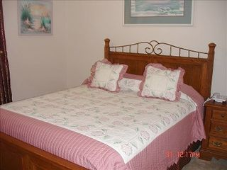 Gulf Shores house photo - Queen bed/ with Direc TV