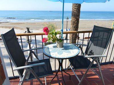 Seafront Apartment in SITGES