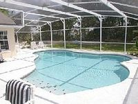 Very spacious, luxury, 4 bedroom villa only 10 minutes from Disney