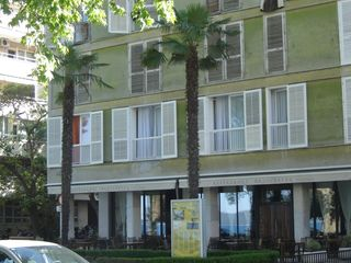 Zadar apartment photo - First floor apartment located above a well known quit restaurant.