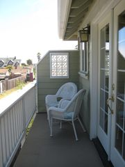 Santa Cruz apartment photo - Enjoy ocean breezes from private balcony